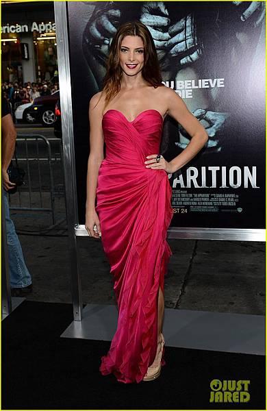 【2012電影幻影 The Apparition】Ashley Greene電影首映日 (1)