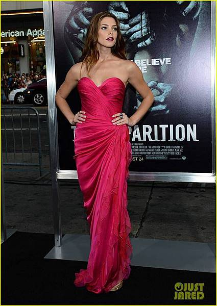 【2012電影幻影 The Apparition】Ashley Greene電影首映日(5)