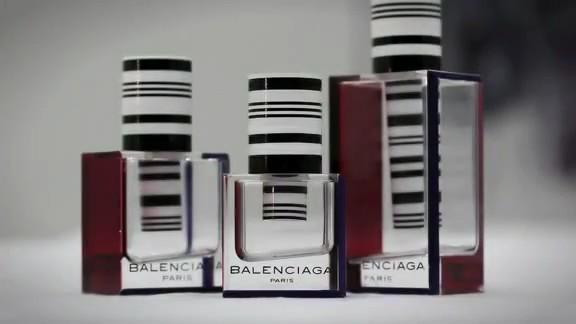 《Balenciaga 巴黎世家》香水廣告幕後花絮-20120918★ (7)