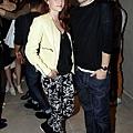 Kristen出席「巴黎世家」巴黎時尚週 -2012-9-27(8)