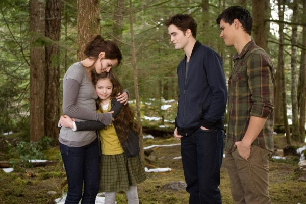Bella Renesmee Edward and Jacob