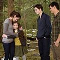 Bella Renesmee Edward and Jacob
