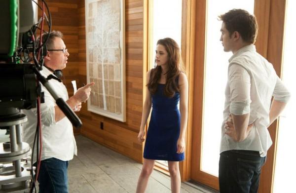 花絮  Bill Kristen and Rob