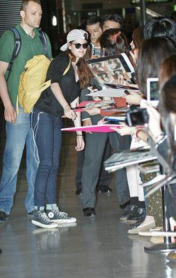 【東京】BD2宣傳之旅-Kris 抵達東京-20121022 (2)