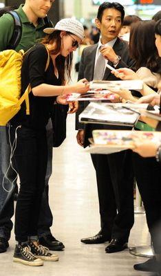 【東京】BD2宣傳之旅-Kris 抵達東京-20121022 (3)
