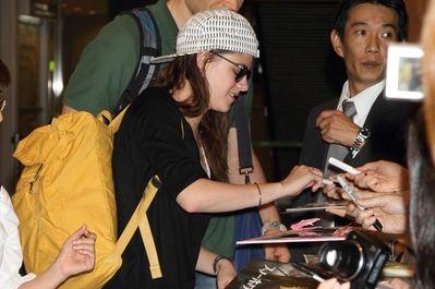【東京】BD2宣傳之旅-Kris 抵達東京-20121022 (4)