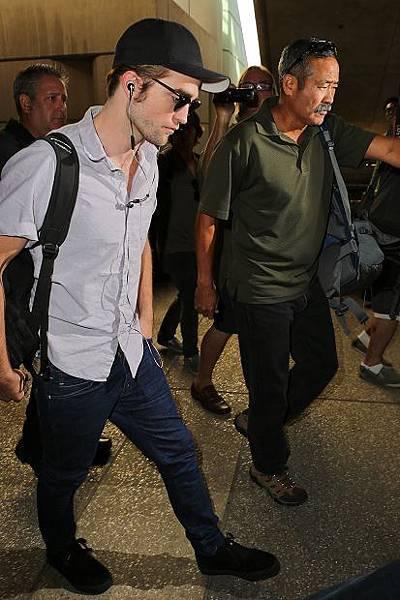 【雪梨】BD宣傳之旅-Rob離開澳洲後,抵達LAX-1011025 (4)