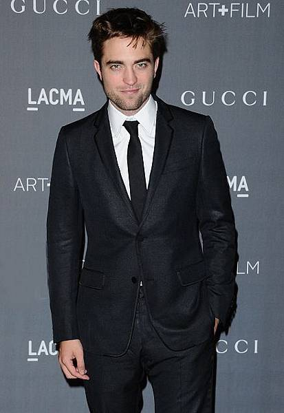 Rob 出席 藝術電影節《2012 Art + Film Gala》-20121027 (5)