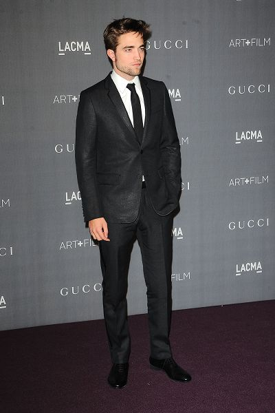 Rob 出席 藝術電影節《2012 Art + Film Gala》-20121027 (13)