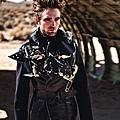 2012 Rob 登上「L'Uomo Vogue」十一月號(2)