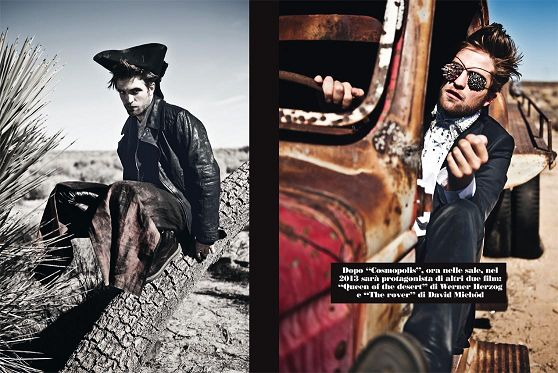 2012 Rob 登上「L'Uomo Vogue」十一月號(6)