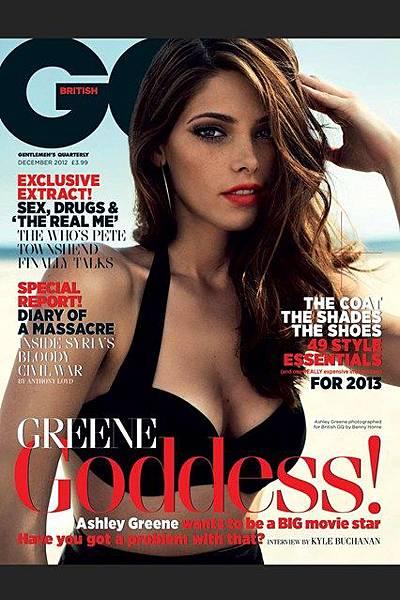 【雜誌】2012 《GQ》十二月號 -20121108(1)