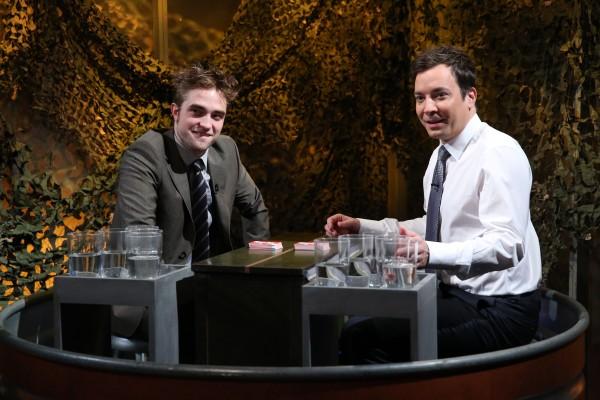 【BD2電影宣傳之旅:紐約】Rob on Jimmy Fallon-20121108 (5)