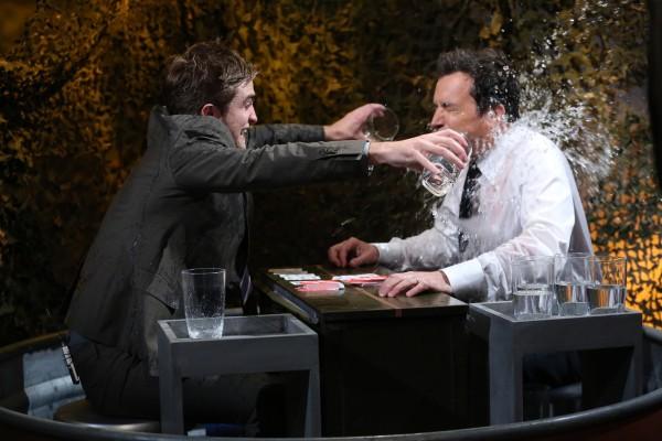 【BD2電影宣傳之旅:紐約】Rob on Jimmy Fallon-20121108 (6)