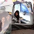 《破曉2》LA電影首映會場外-粉營露營-2012-11-11 (5)