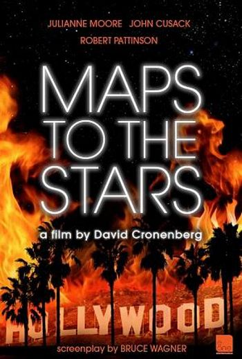 《Maps to the stars》(雲圖)