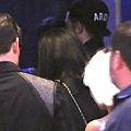 Robert Pattinson 觀看 Bjork 音樂會-20130608 (7)