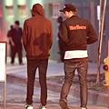Robert Pattinson 觀看 Bjork 音樂會-20130608 (8)