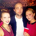 Robert Pattinson 觀看 Bjork 音樂會-20130608 (13)