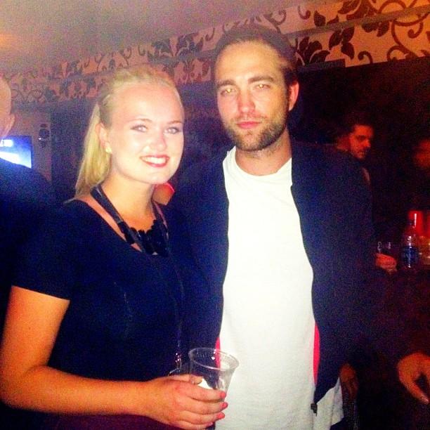 Robert Pattinson 觀看 Bjork 音樂會-20130608 (14)
