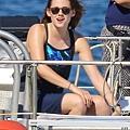 Kristen 在《Camp X- Ray》拍片現場- 20130717(1).jpg