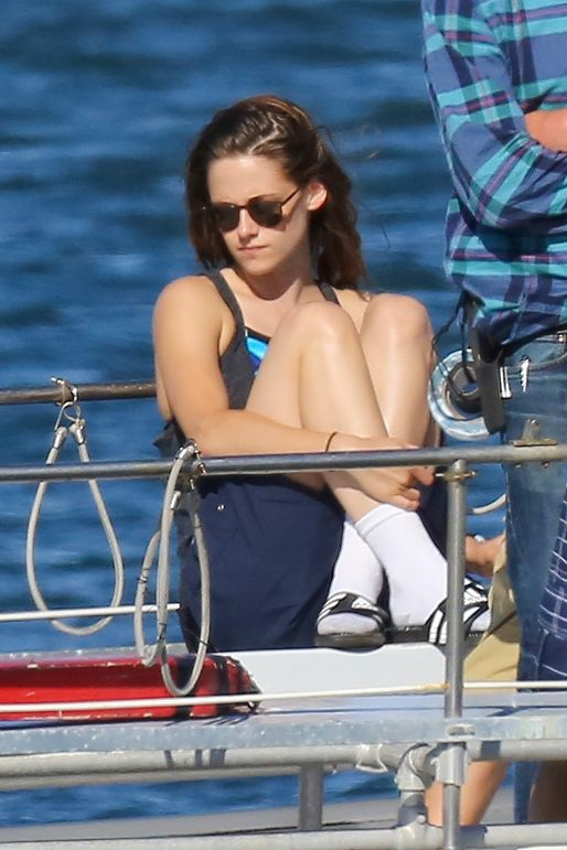 Kristen 在《Camp X- Ray》拍片現場- 20130717 (2).jpg
