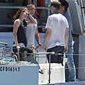 Kristen 在《Camp X- Ray》拍片現場- 20130717 (8).jpg