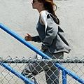Kristen 新片《Camp X-Ray》片場直擊DAY 2 -20130718 (2).jpg