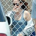 Kristen 新片《Camp X-Ray》片場直擊DAY 2 -20130718 (3).jpg