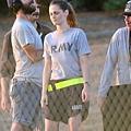 Kristen 新片《Camp X-Ray》片場直擊DAY 2 -20130718 (12).jpg