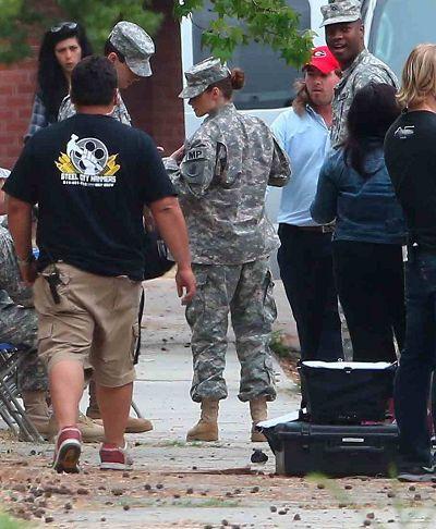 Kristen 新片《Camp X-Ray》開拍 DAY 5-20130721(1).jpg