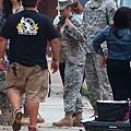 Kristen 新片《Camp X-Ray》開拍 DAY 5-20130721 (2).jpg