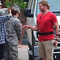 Kristen 新片《Camp X-Ray》開拍 DAY 5-20130721 (3).jpg