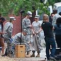 Kristen 新片《Camp X-Ray》開拍 DAY 5-20130721 (7).jpg