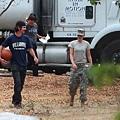 Kristen 新片《Camp X-Ray》開拍 DAY 5-20130721 (15).jpg