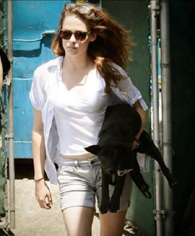 Kristen with her  new dog-20130729 (3).jpg
