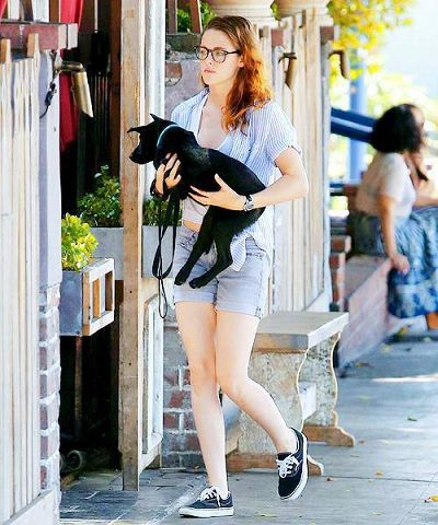 Kristen with her  new dog-20130729 (5).jpg