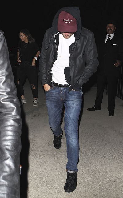 Rob&Sia觀看 Jay Z and Justin Timberlake concert in LA -20130728 (11).jpg