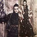Kristen Stewart  代言  Chanel Métiers D'Art Paris-Dallas 2014-03-28 (2).jpg