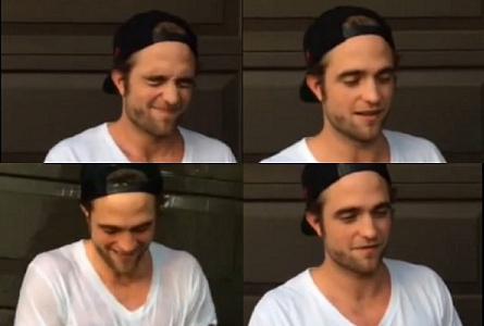 Rob Pattinson Takes on ALS