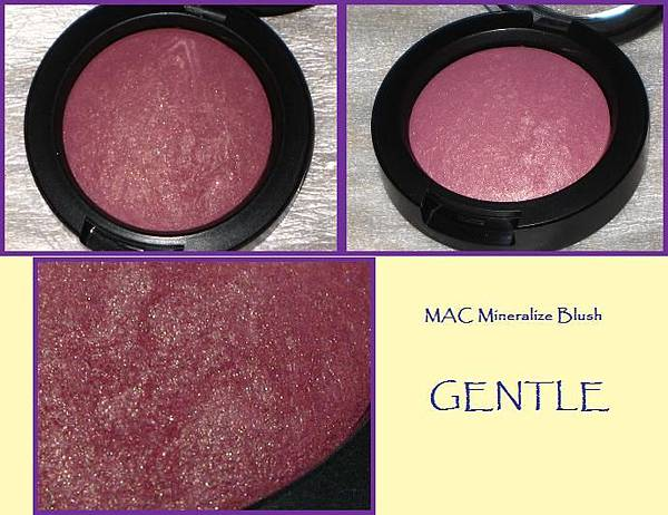 MAC Mineralize Blush - Gentle