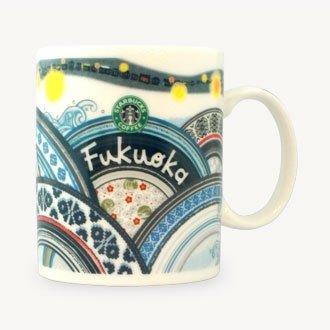 福岡限定のマグカップ