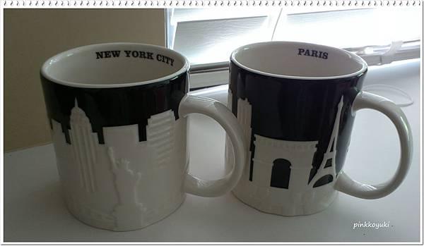 New York & Paris