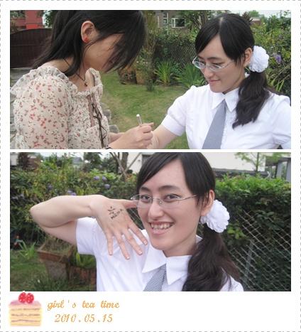 菁菁畫一朵小花!人好好