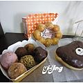 Mister Donut。蜜糖波堤