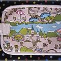 遊樂園護照套