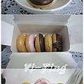 Mister Donut。Merry Christmas系列
