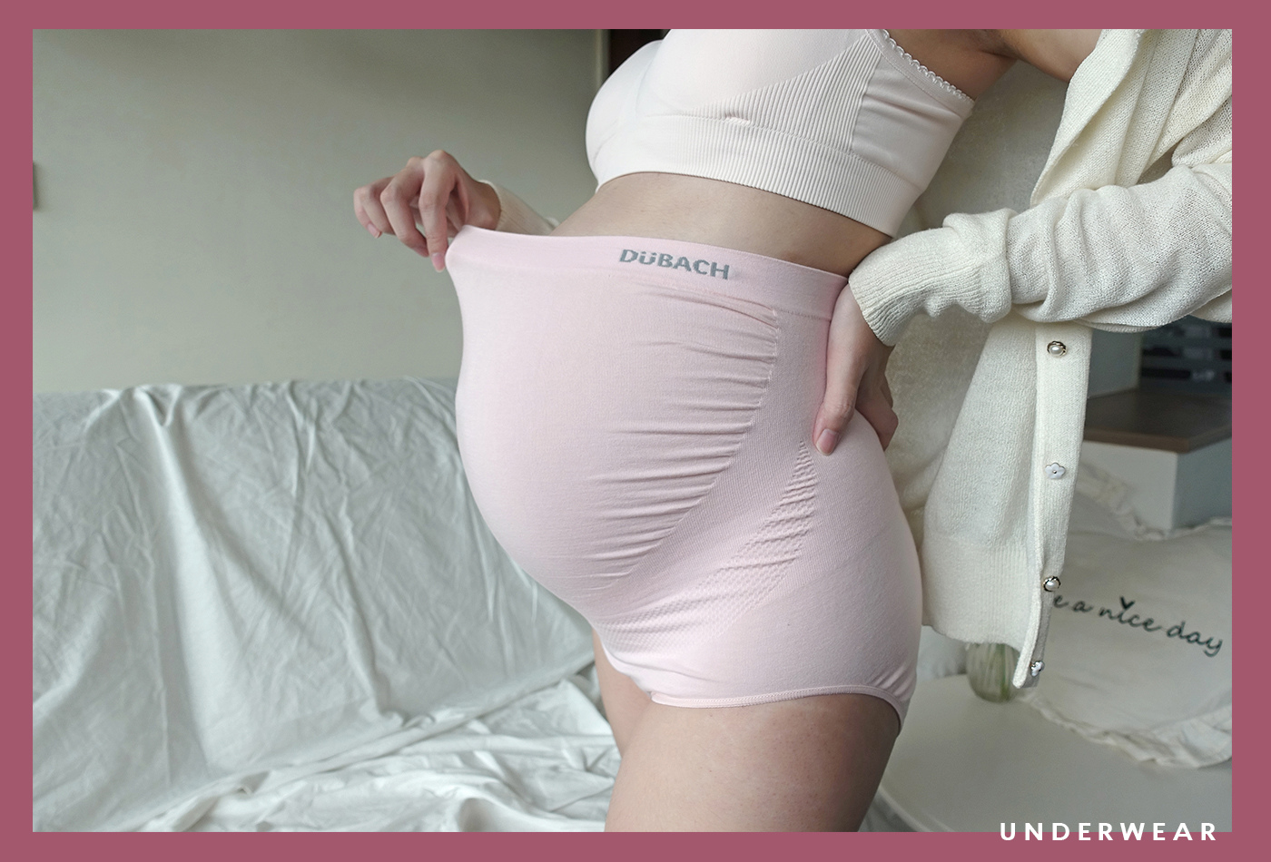 fammile孕婦裝哺乳衣-孕婦內褲