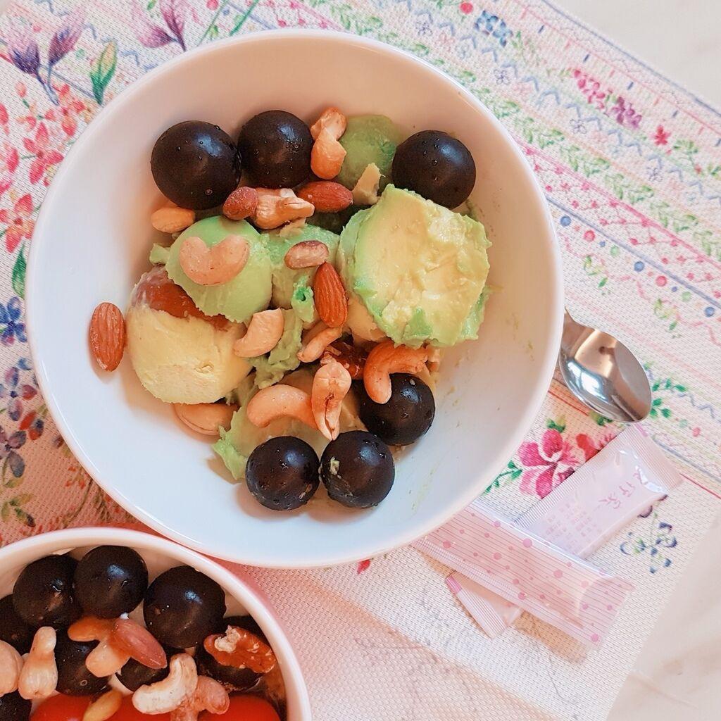 早餐 ♡ 優格或是燕麥粥_170610_0007