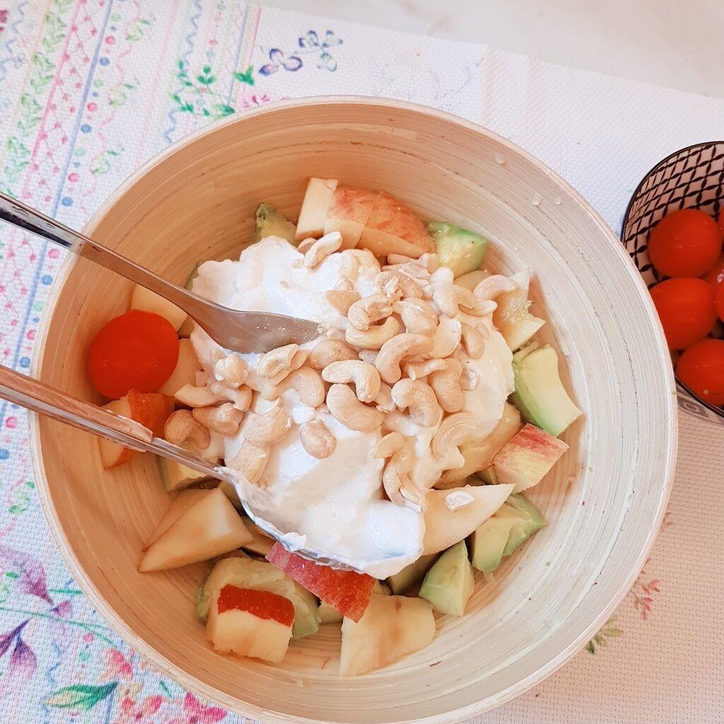 早餐 ♡ 優格或是燕麥粥_170610_0021